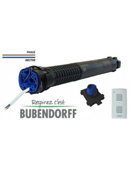Moteur Bubendorff RG 25 nm ID 1.2 - 221136 - Volet
