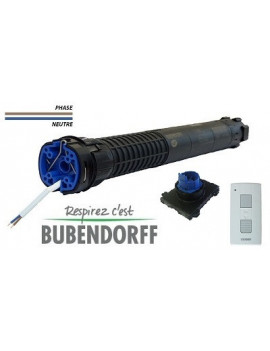 Moteur Bubendorff RG 33 nm ID 2.0 - 221141 - Volet