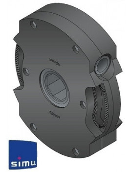 Simu - Treuil ACE Resine Simu 1/8 H7-C10 - 20016385 - Volet roulant