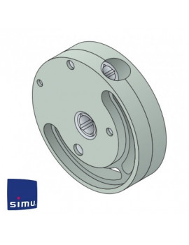 Treuil diametre 58 Simu 1/3 C6-C7 - 2008400 - Store