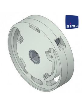 Treuil 1420 Simu 1/7 C6-C10 - 2002033 - Volet roulant