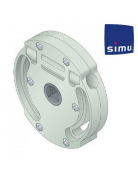 Treuil 1424 Simu 1/8 H10-C10 - 2002115 - Volet roulant