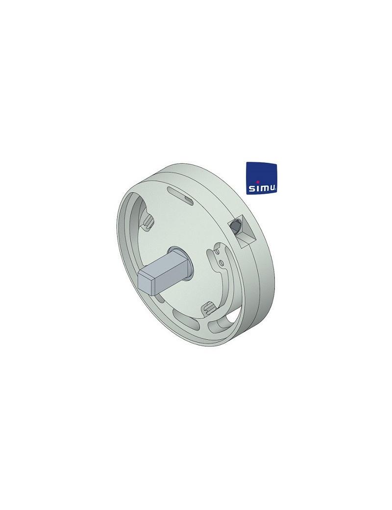 Treuil 1420B Simu 1/7 C6-C10 - 2002038 - Volet roulant