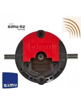 Moteur Simu T5 Hz.02 25/17 25 newtons - 2004664 - Volet roulant