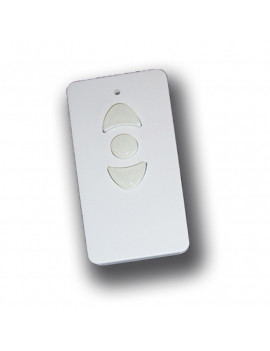 Profalux - Telecommande Profalux individuelle blanche - Volet roulant