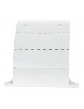 Profalux - Attache DVA 4 maillons tablier volet roulant pour axe 64 mm