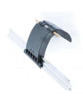 Zurfluh Feller H855 - Verrou Blocksur 1 maillon lame 8 mm volet roulant