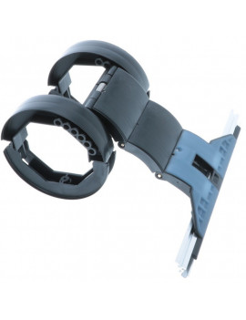 Zurfluh Feller H895AC - Bague verrou Blocksur tube octo 70 porte de garage