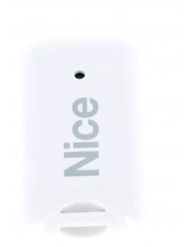 Nice - Telecommande Nice Era Inti bleu 2 canaux - Nice INTI2B