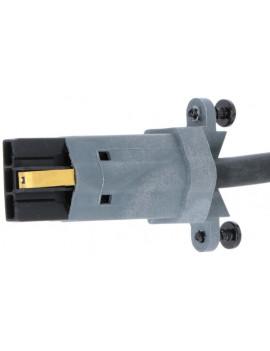 Cable moteur H05RRF 2.5 m noir Somfy