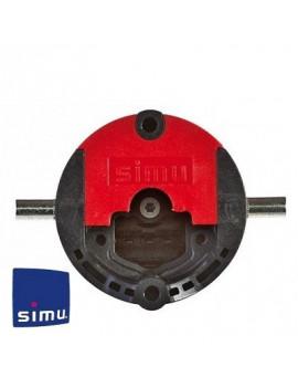 Moteur Simu T5 EHz 50/12 50 newtons - 2005372 - Volet roulant