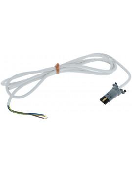 Somfy - Cable moteur radio 50/60 VVF 2.5 m blanc - 9001646
