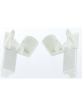 Building Plastics - Tulipe blanche coulisse GL700 - ILT08-01