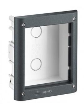 Somfy - Cadre encastre 1 module pour VsystemPro - 9020020