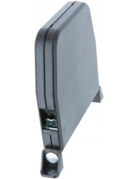Building Plastics - Enrouleur à cordon volet roulant 6m-4mm - Marron