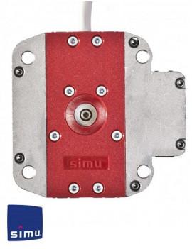Moteur Simu Dmi6 100/12 100 newtons - 2001010 - Volet roulant