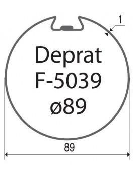 Becker L - Bague adaptation moteur volet roulant Deprat 89
