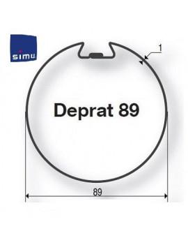 Simu - Bagues moteur Simu T5 - Dmi5 Deprat 89 - 9521015 - Volet roulant