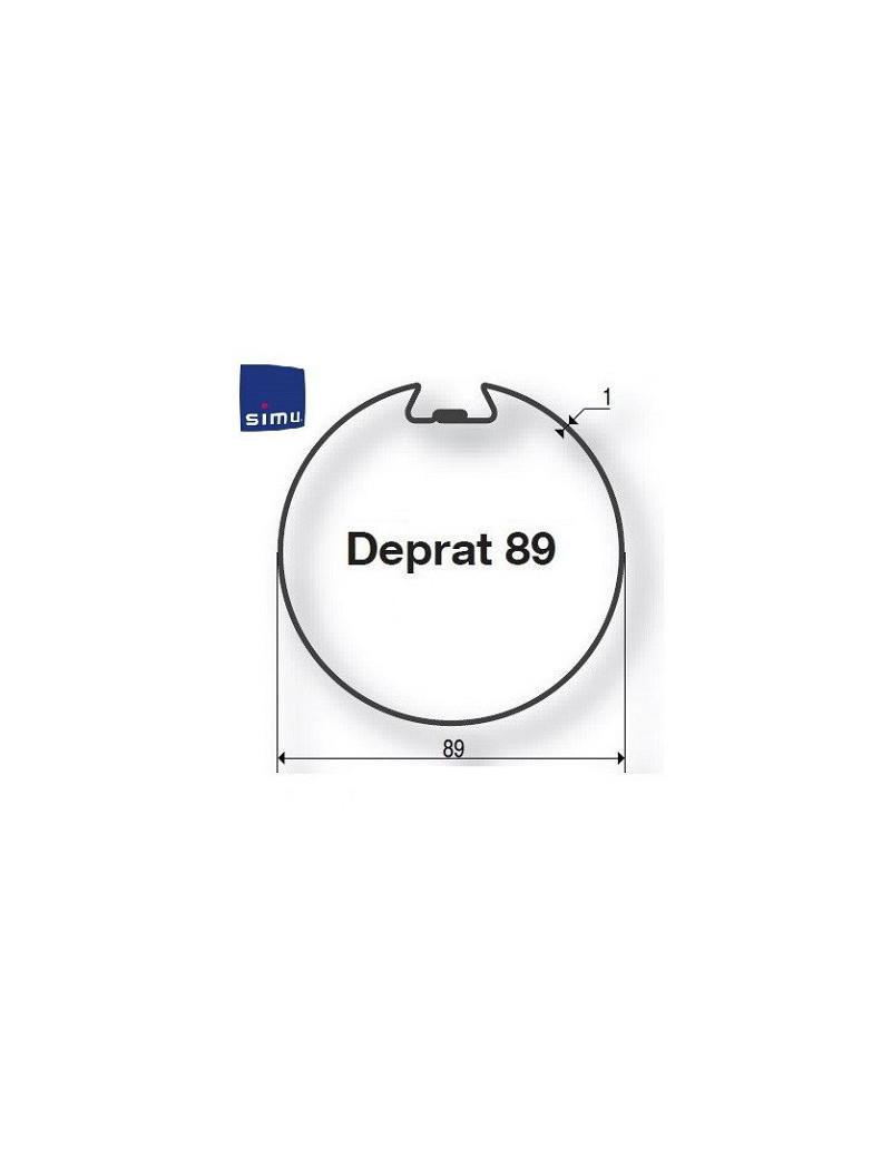 Bagues moteur Simu Deprat 89 - 9521015 - Volet roulant