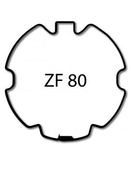 Simu-Somfy - Bagues moteur T5-T6 LT50-LT60 ZF 80 - 9521033 - Volet roulant