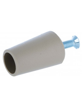 Butée conique volet roulant 40 mm beige gris - ARC040-030