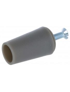 Butée conique volet roulant 40 mm gris quartz - ARC040-029
