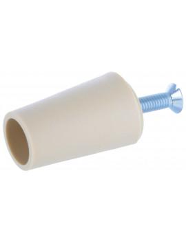 Butée conique volet roulant 40 mm beige - ARC040-005