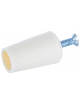 Butée conique volet roulant 40 mm crème blanc - ARC040-065