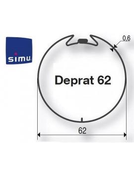 Simu - Bagues moteur Simu T5 - Dmi5 Deprat 62 - 9521014