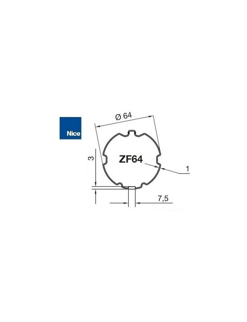 Bagues moteur Nice Era M - Era MH ZF 64 - 515.26264