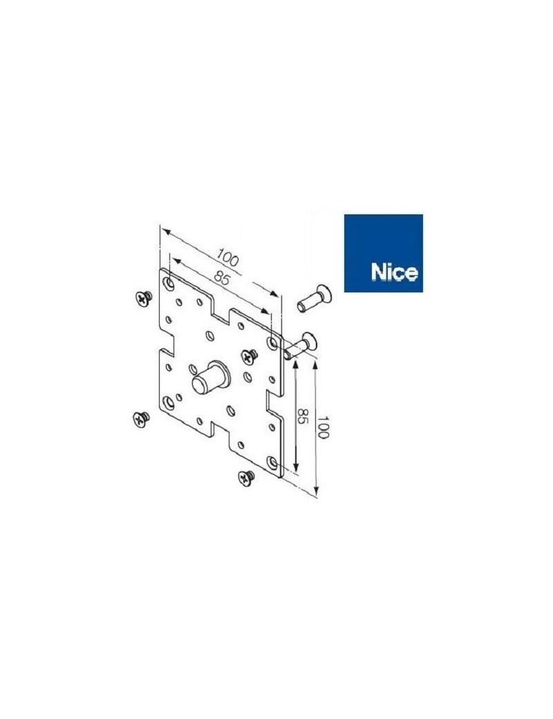 Support moteur Nice Era MH - 100 x 100 - 525.10044