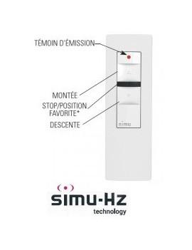 Telecommande Simu Hz 1 canal - Simu 2008799