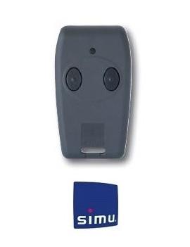 Simu - Telecommande Simu Hz TSA 2 canaux - Simu 2005326