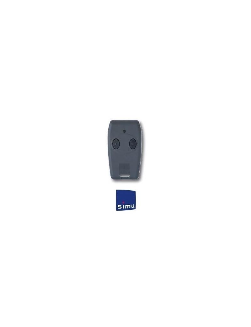 Telecommande Simu Hz TSA 2 canaux - Simu 2005326