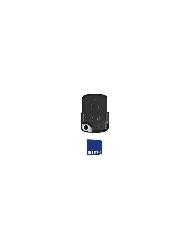 Telecommande Simu Hz TSA+ 4 canaux - Simu 2007846