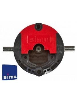 Moteur Simu T5 E 8/17 8 newtons - 2005780 - Volet roulant