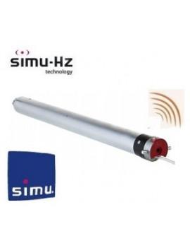 Moteur Simu T6 Hz.02 60/12 60 newtons - 2006372 - Volet roulant