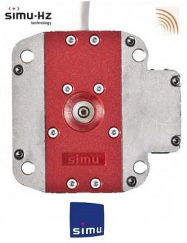 Moteur Simu Dmi6 Hz.01 80/12 80 newtons - 2006377 - Volet roulant