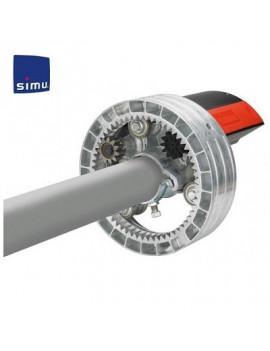 Moteur Simu Centris L 100/10 60/220 AF - 2007120