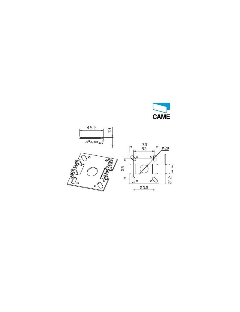 Support moteur Came Mondrian 5 - Chantier - 001YM0109
