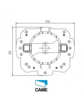 Support moteur Came Mondrian 5 - Rapide - 001YM0113