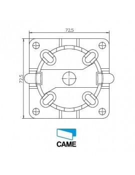 Support moteur Came Mondrian 5 - Rapide en plastique - 001YM0116