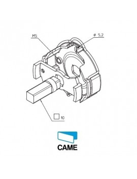 Came - Support moteur Came Mondrian 5 - Fer - 001YM0127