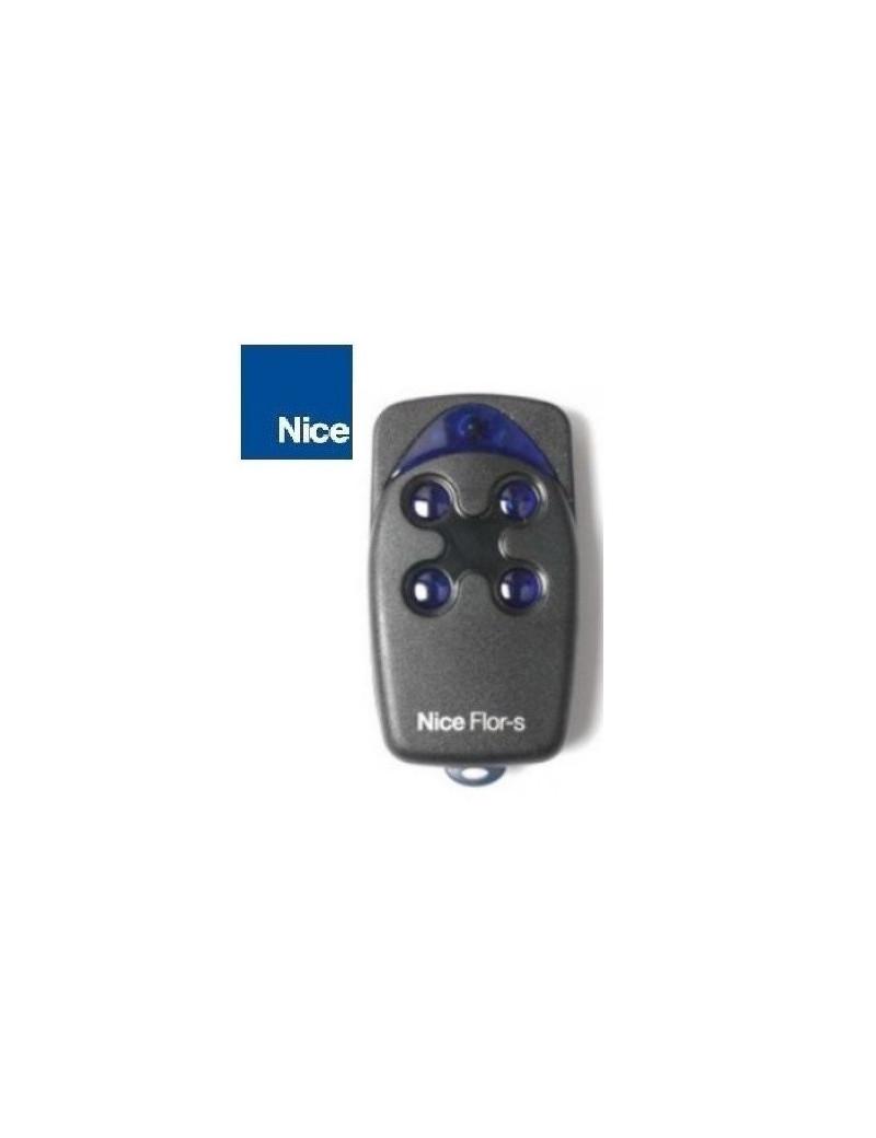 Telecommande Nice FLO4R-S 4 canaux - Nice FLO4R-S