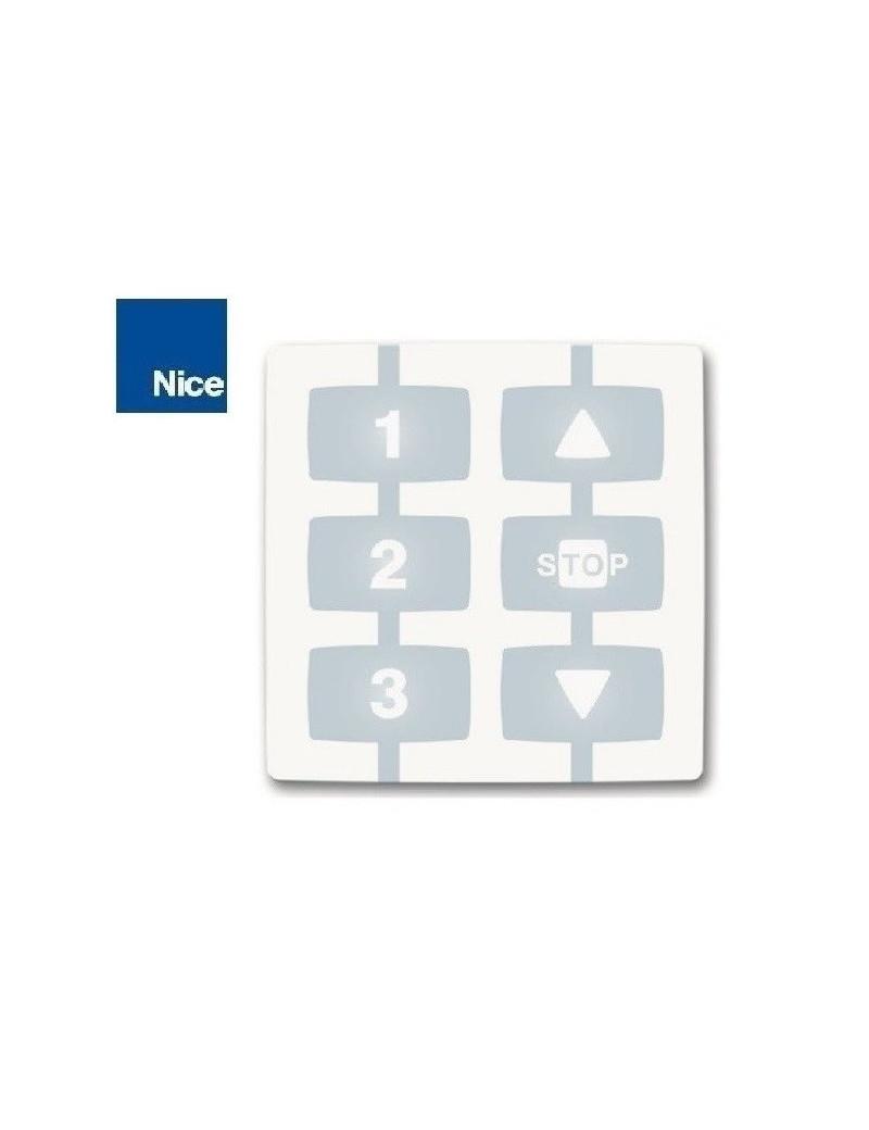 Emetteur NiceWay 3+1 canaux hybride - Nice WM003C1G
