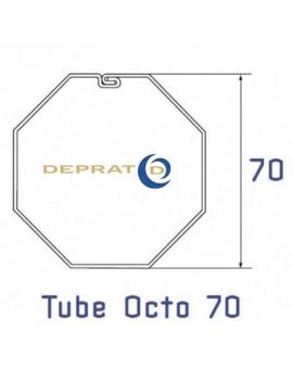 Deprat - Bagues moteur Deprat Octogonal 70 - 050KOC70 - Volet roulant
