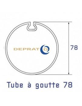 Bagues moteur Deprat Tube à goutte 78 - 050KTG78 - Volet roulant