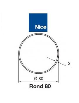 Bagues moteur Nice Era M - Era MH Rond 80 - 515.17800