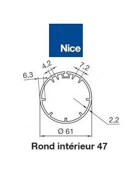 Bagues moteur Nice Era M - Era MH Rond interne 47 - 515.25001