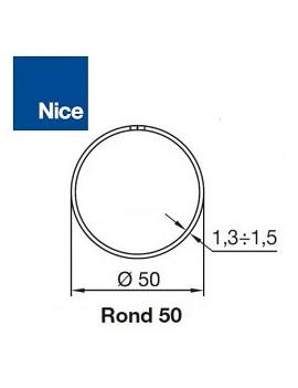 Bagues moteur Nice Era M - Era MH Rond 50x1,3/1,5 - 515.25006